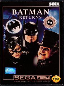 Batman Returns [Sega Mega Drive]