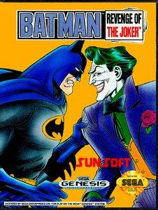 Batman: Revenge of the Joker [Sega Mega Drive]