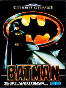 Batman [Sega Mega Drive]