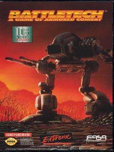 Battletech [Sega Mega Drive]