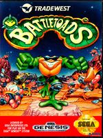 Battletoads [Sega Mega Drive]