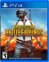 PlayerUnknown`s Battlegrounds [PS4]