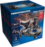 Джойстик Thrustmaster T-Flight Hotas 4 EMEA War Thunder Pack