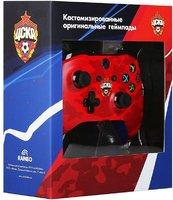 Геймпад RAINBO Xbox One Wireless Controller ФК ЦСКА «Красно-армейский»