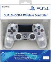 Беспроводной Джойстик DualShock 4 «Кристальный» Версия 2