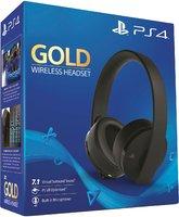 Беспроводная Стерео Гарнитура «Gold» Wireless 7.1