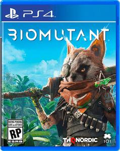 Biomutant. Atomic Edition [ps4]
