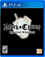 Black Clover: Quartet Knight [PS4]