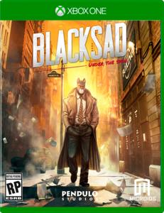 Blacksad: Under The Skin Limited Edition [Xbox One]
