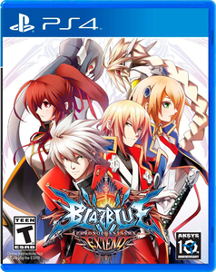 Blazblue: Chrono Phantasm EXTEND [PS4]