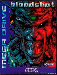 Blood Shot [Sega Mega Drive]