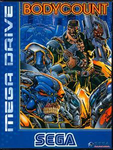 Body Count [Sega Mega Drive]