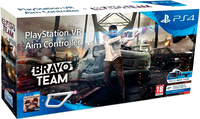 Bravo Team + Контроллер прицеливания PS VR [Ростест]