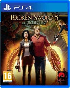 Broken Sword 5 [PS4]