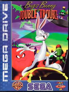 Bugs Bunny in Double Trouble [Sega Mega Drive]