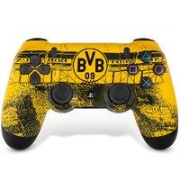 """Кастомизированный беспроводной геймпад DualShock 4 """"Боруссия Дортмунд"""" FC Borussia Dortmund"""