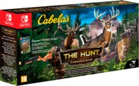 Cabela`s The Hunt: Championship edition + игровое ружье для Nintendo Switch