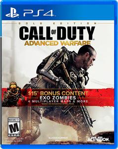 Call of Duty: Advanced Warfare - Gold Edition [PS4]