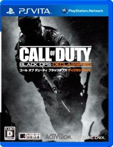 Call of Duty: Black Ops Declassified [ps vita]