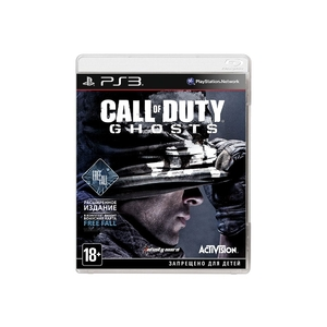 Call of Duty: Ghosts. Free Fall Edition [PS3]