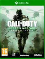 Call of Duty: Modern Warfare. Remastered