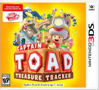 Captain Toad: Treasure Tracker [3DS]