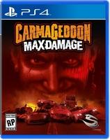 Carmageddon: Max Damage [PS4]