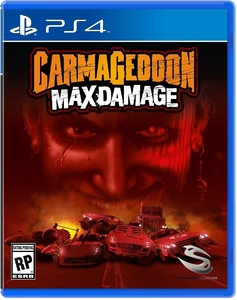 Carmageddon: Max Damage [PS4]