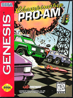 Cars 2 «Championship Pro-Am» [Sega Mega Drive]