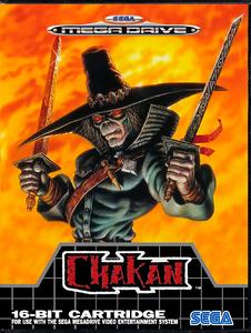 Chakan - The Forever Man [Sega Mega Drive]