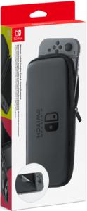 Оригинальный Чехол с защитной плёнкой для Nintendo Switch