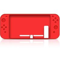 Чехол силиконовый для Nintendo Switch Красный Цвет