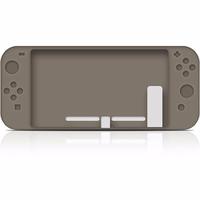 Чехол силиконовый для Nintendo Switch Серый Цвет
