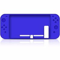 Чехол силиконовый для Nintendo Switch Синий Цвет