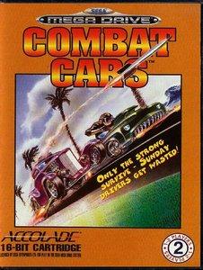 Combat Cars [Sega Mega Drive]