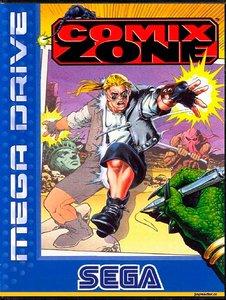 Comix Zone [Sega Mega Drive]