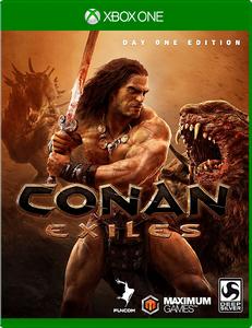 Conan Exiles. Издание первого дня [XBOX ONE]