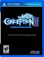Conception II: Children of the Seven Stars [PS Vita]