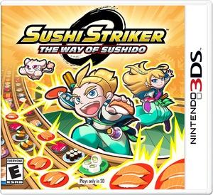Sushi Striker: The Way of Sushido [3DS]