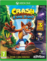 Crash Bandicoot N Sane Trilogy [Xbox One]