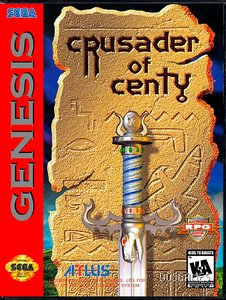 Crusader of Centy [Sega Mega Drive]