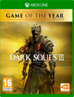 Dark Souls III. The Fire Fades Edition. Издание «Игра года» [Xbox One]
