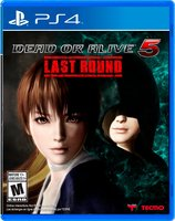 Dead or Alive 5: Last Round [PS4]