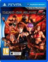 Dead or Alive 5 Plus [ps vita]