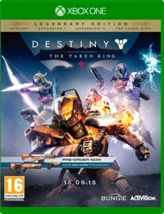 Destiny: The Taken King. Legendary Edition [Xbox One]