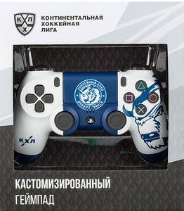 Геймпад RAINBO DualShock 4 КХЛ «Динамо Минск»