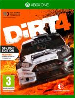 DiRT 4 - Издание первого дня [Xbox One]