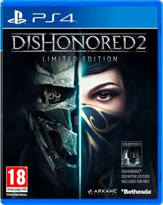 Dishonored 2 - Limited Edition [PS4 Pro]