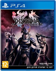 Dissidia Final Fantasy NT [PS4]