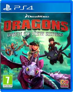 Dragons: Dawn of New Raiders